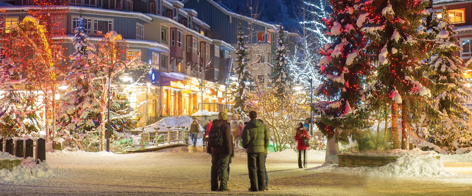 encompassing some of canadas most breathtaking snow coated landscapes this incredible journey showcases the beauty of this remarkable land - How Does Canada Celebrate Christmas