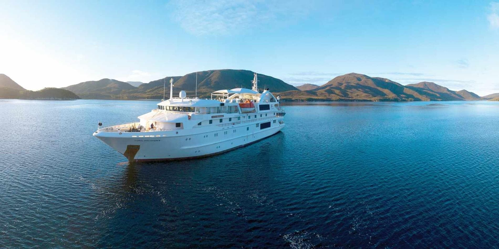 6 Day Tasmania By Small Ship Cruise, Hobart Return